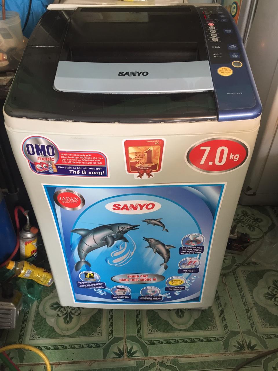 Máy Giặt Cũ SANYO 7kg 95 3