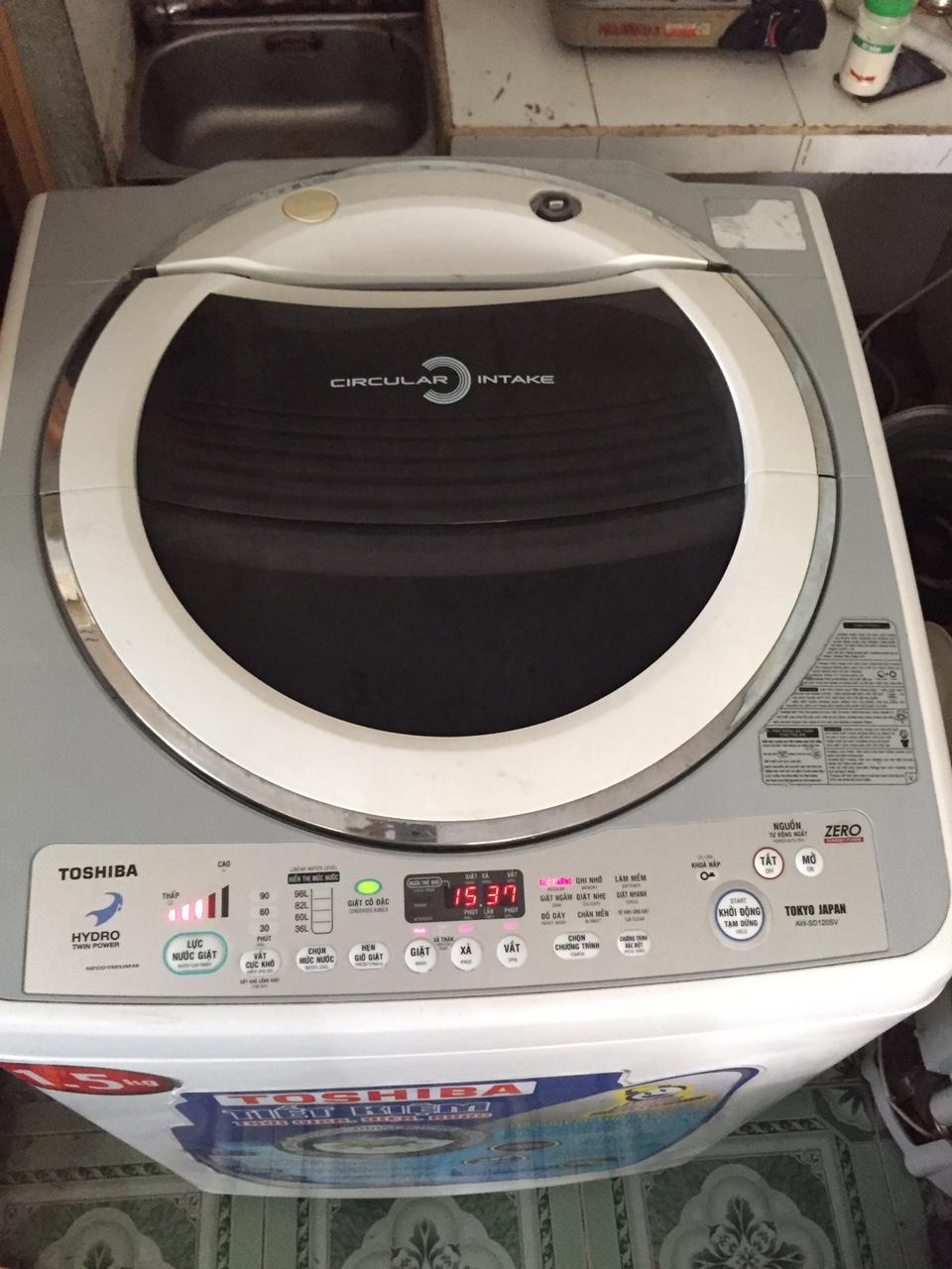 Máy giặt TOSHIBA INVECTER 11,5kg 95-2