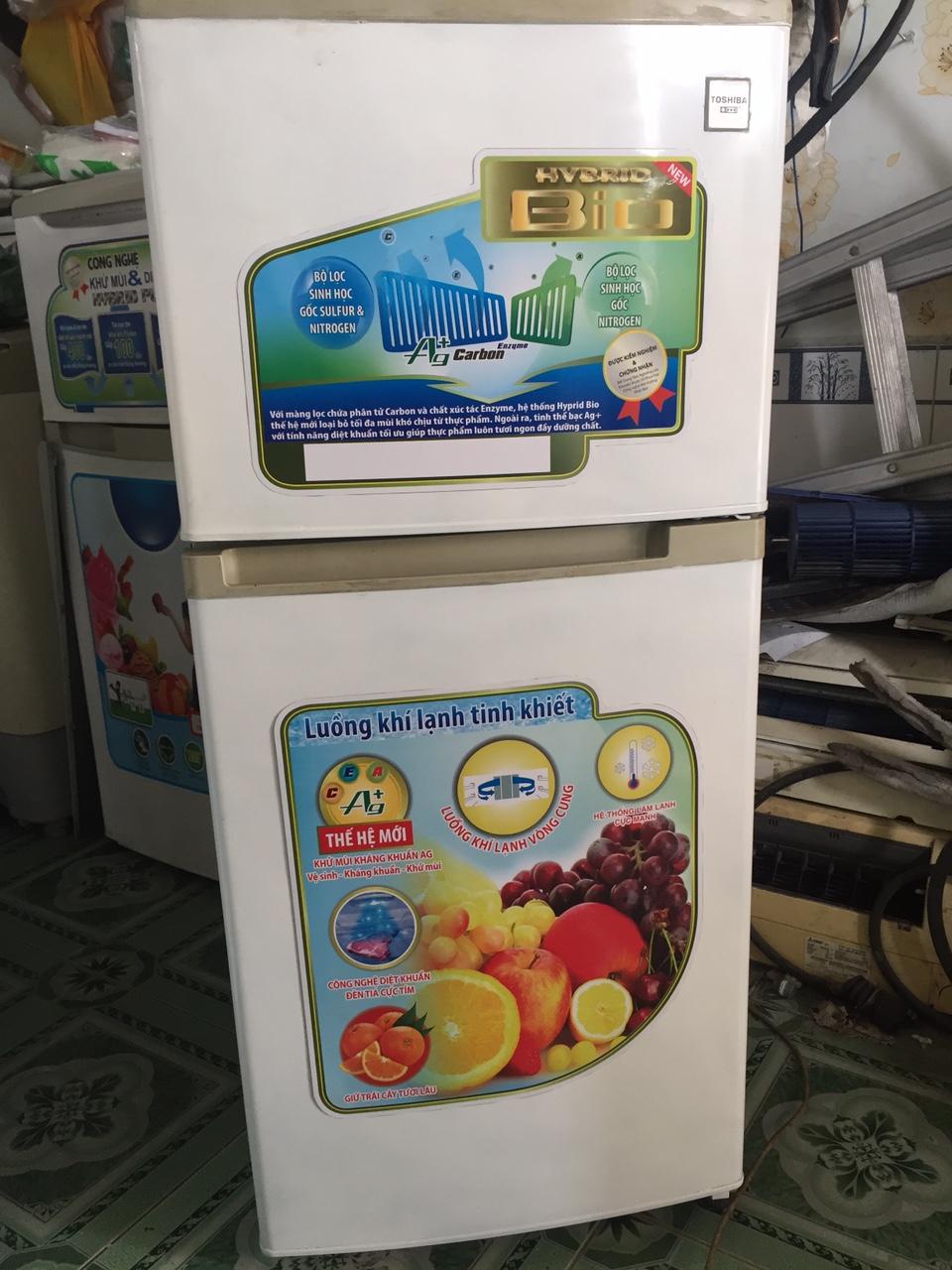 Tủ lạnh TOSHIBA 130l 93-1