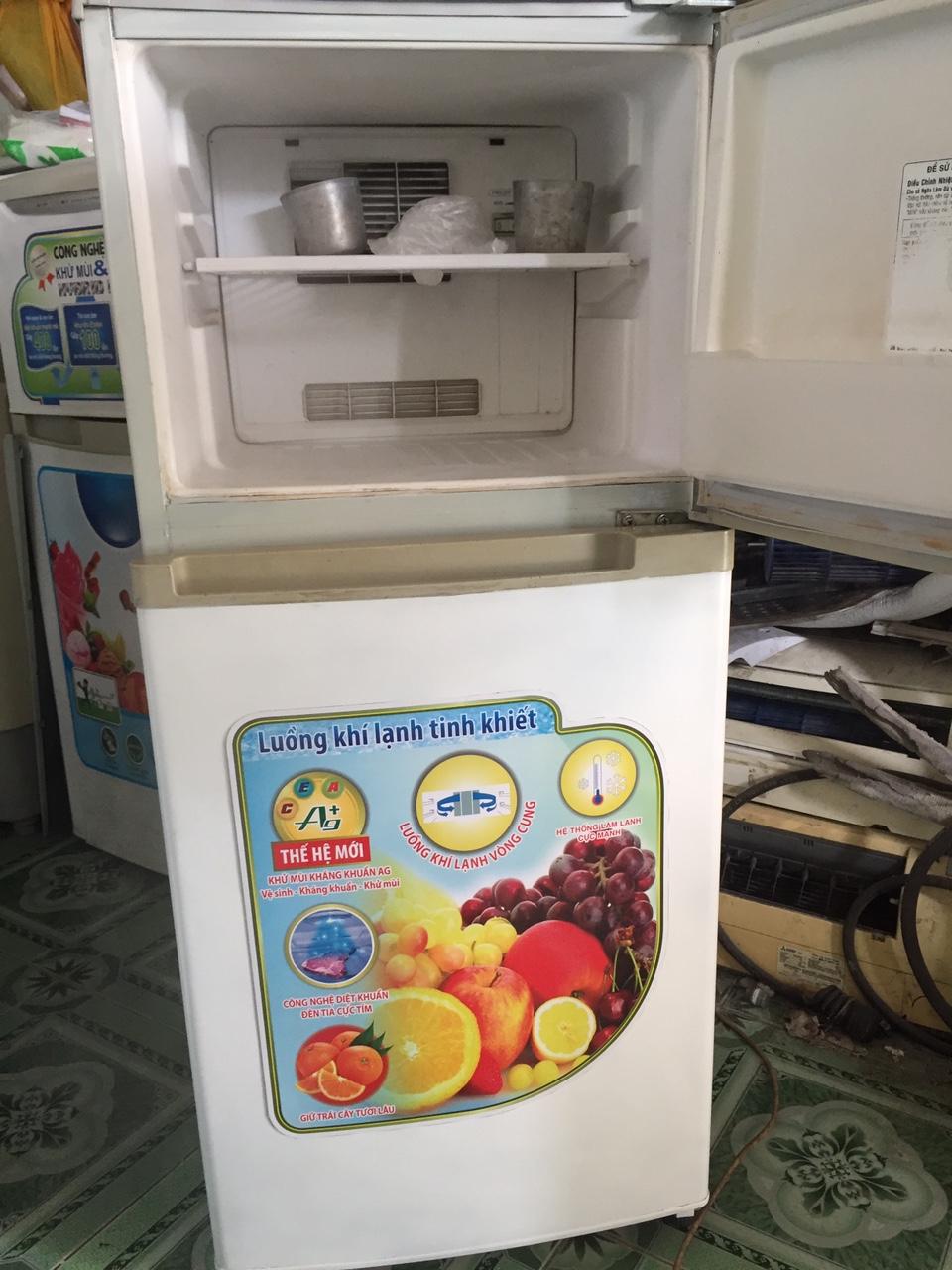Tủ lạnh TOSHIBA 130l 93-2