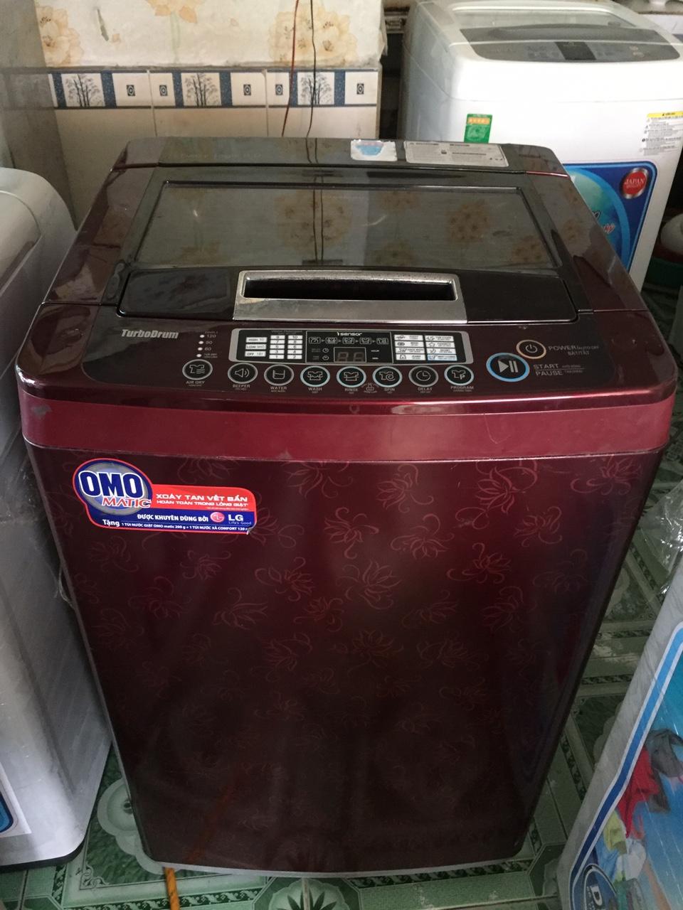 Máy Giặt Cũ LG 7kg 97%-1