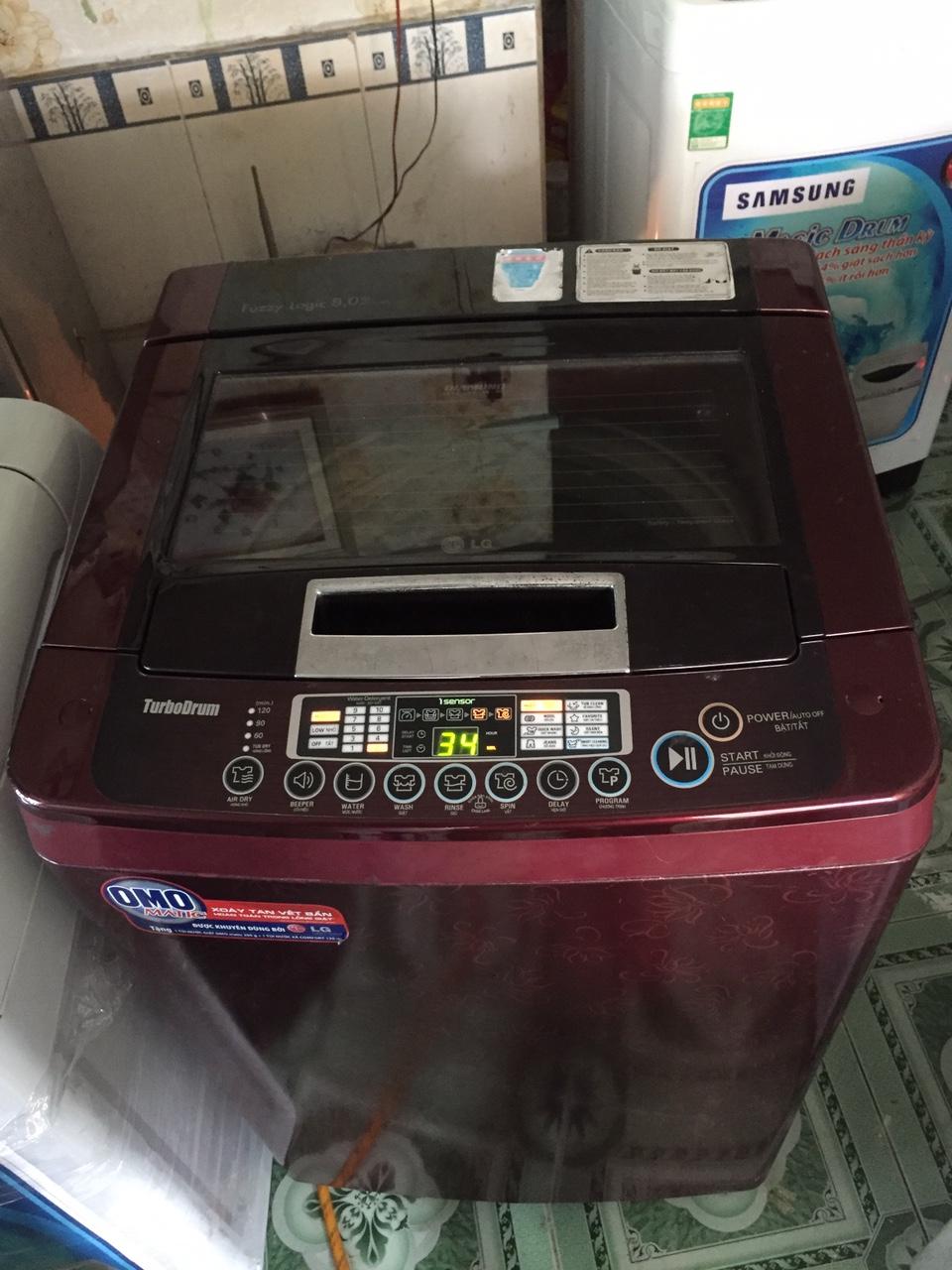 Máy Giặt Cũ LG 7kg 97%-2
