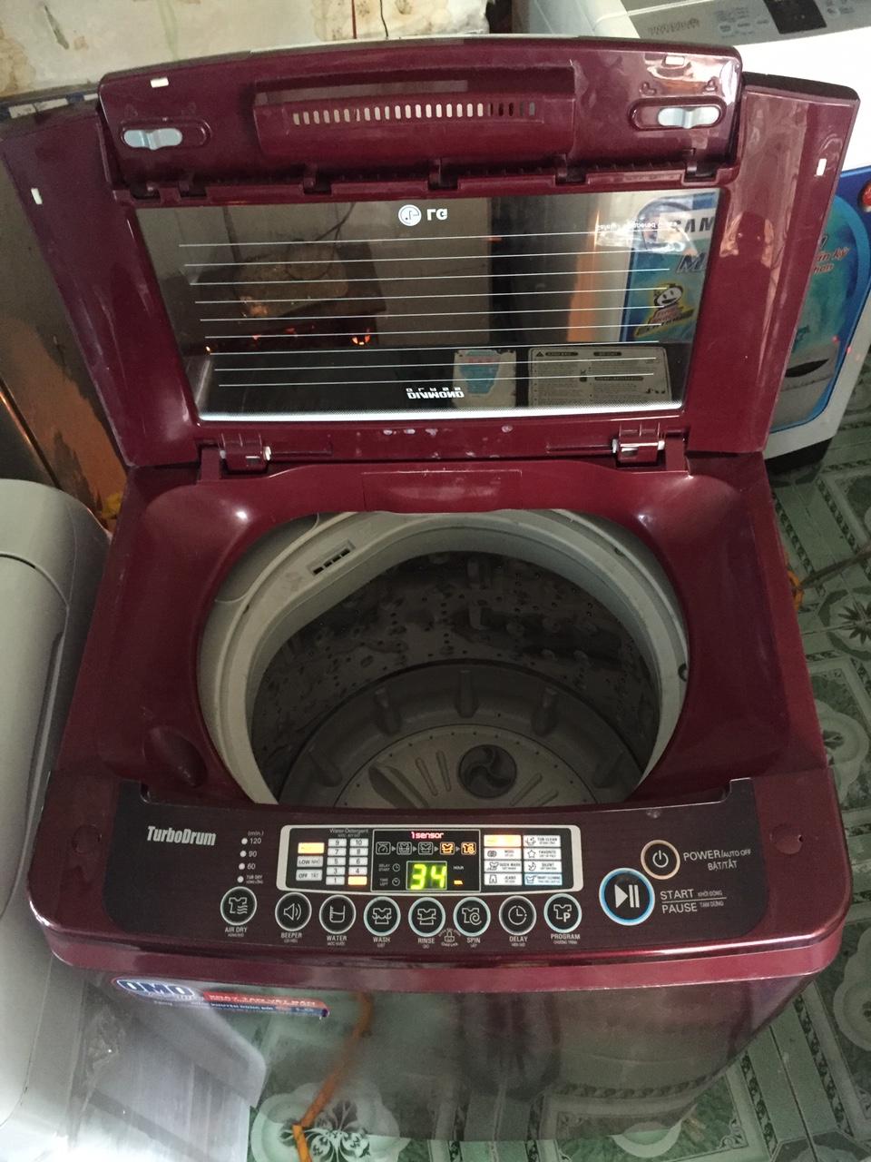Máy Giặt Cũ LG 7kg 97%-3