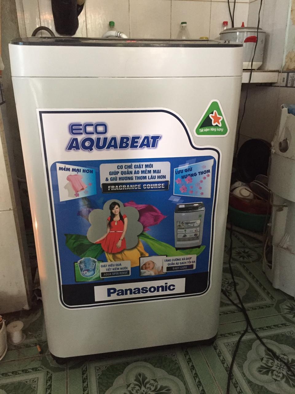 Máy Giặt Cũ PANASONIC 7kg 97%-1