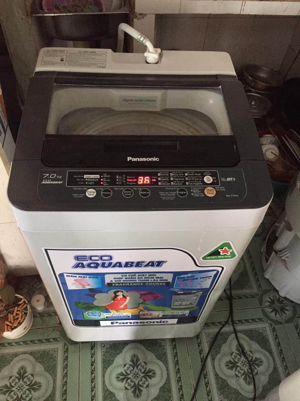Máy Giặt Cũ PANASONIC 7kg 97%-2