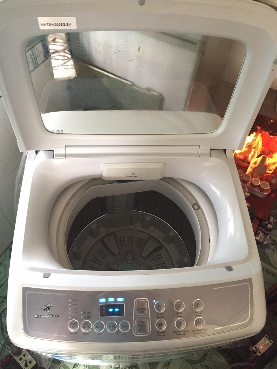 Máy Giặt Cũ SAMSUNG 97%-3