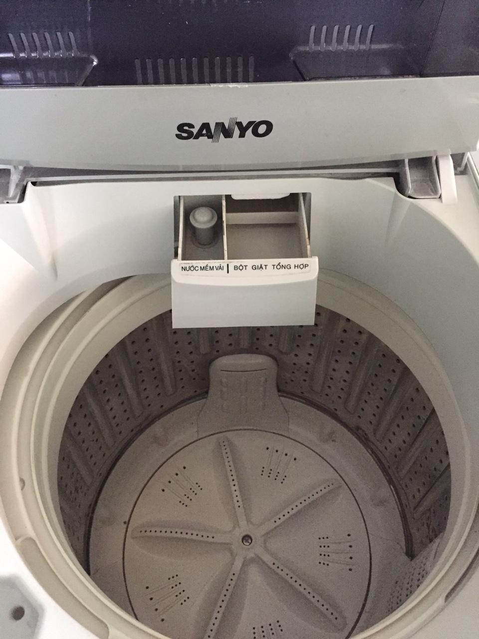 Máy Giặt Cũ SANYO 9kg 96%-2