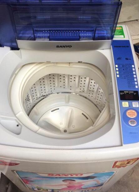 Máy Giặt Cũ Sanyo 7kg 98%-4