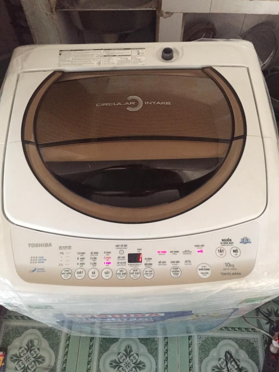 Máy Giặt Cũ TOSHIBA 10kg 97%-2