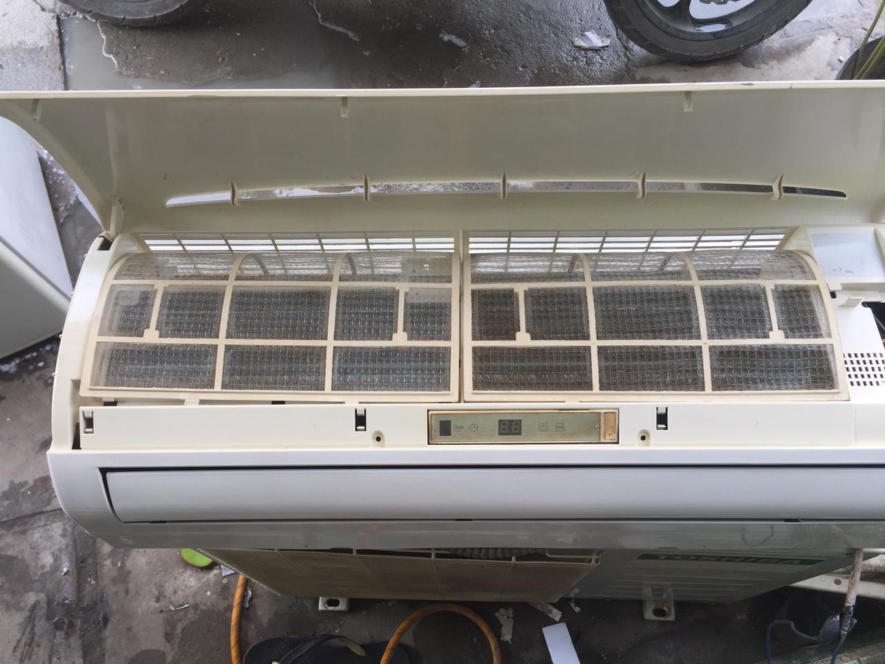 Máy Lạnh Cũ TOSHIBA 1,5HP 96%-3