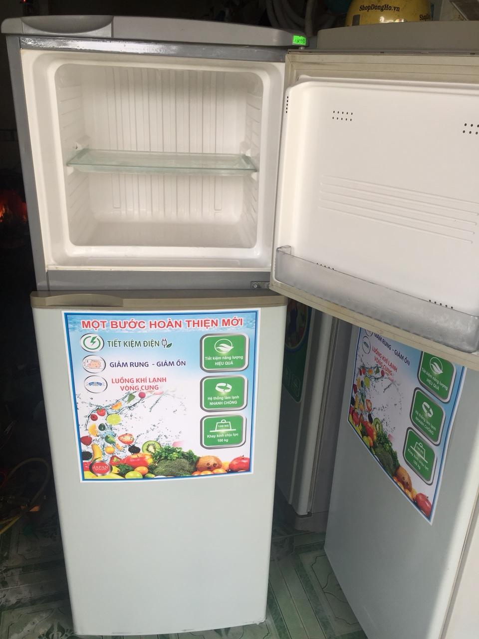 Tủ Lạnh Cũ SANYO 150L 95%-3