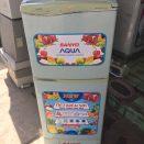 Tủ Lạnh Cũ Sanyo 120L Ngoại Hình Mới 95%