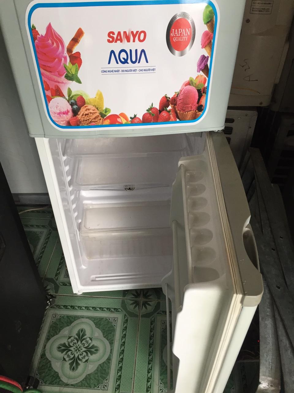 Tủ Lạnh Cũ Sanyo 120L 95%-3