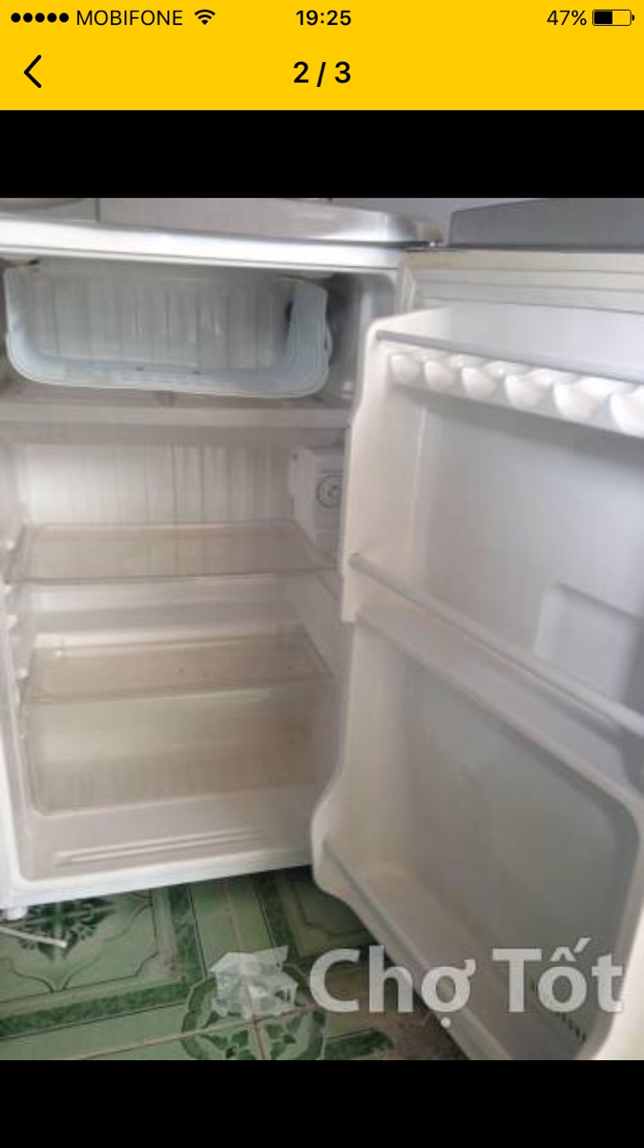 Tủ Lạnh Cũ Sanyo 93L 95%-2