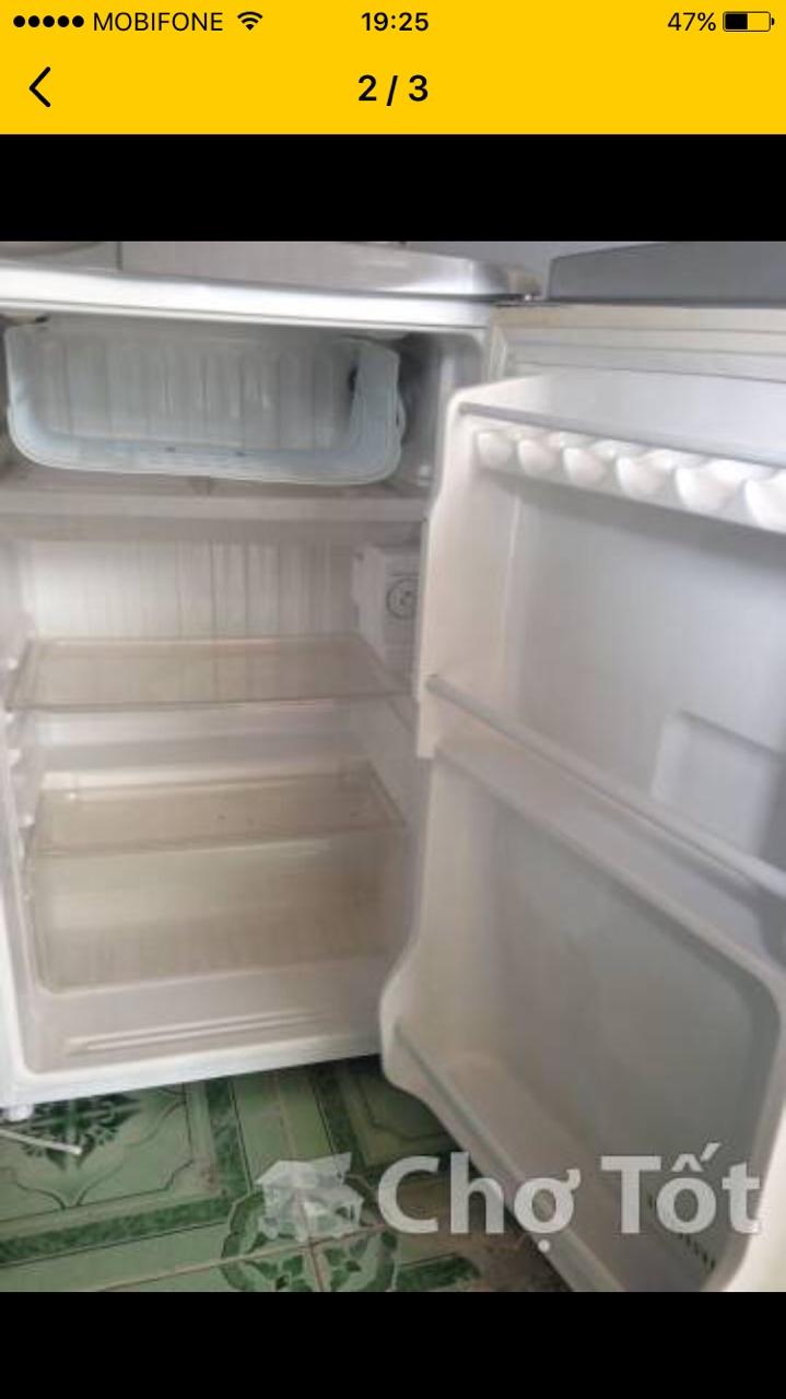 Tủ Lạnh Cũ Sanyo-AQUA 95L 98%-1