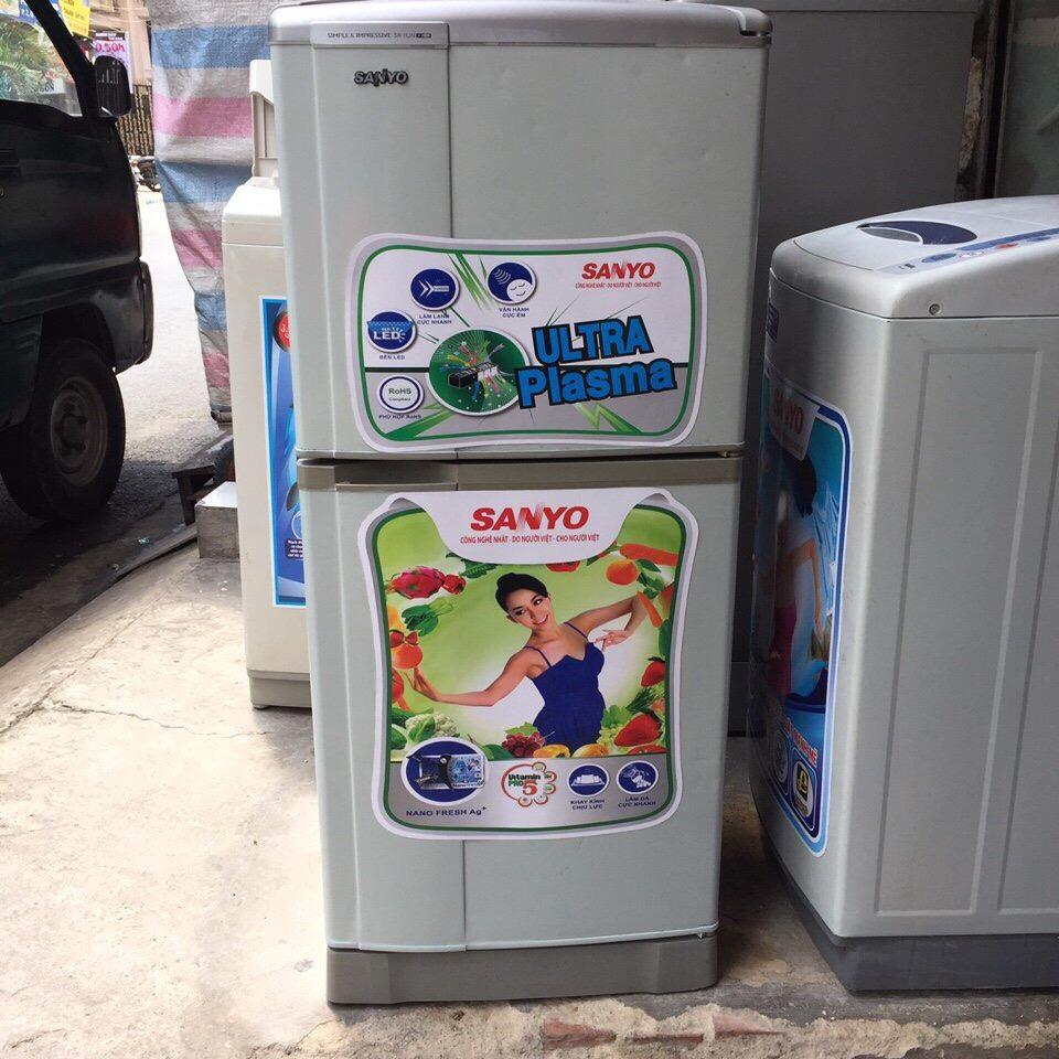 Tủ Lạnh Cũ Sanyo-Aqua 97%-1
