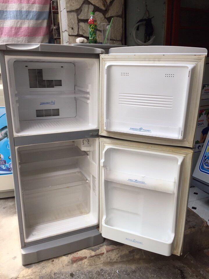 Tủ Lạnh Cũ Sanyo-Aqua 97%-2