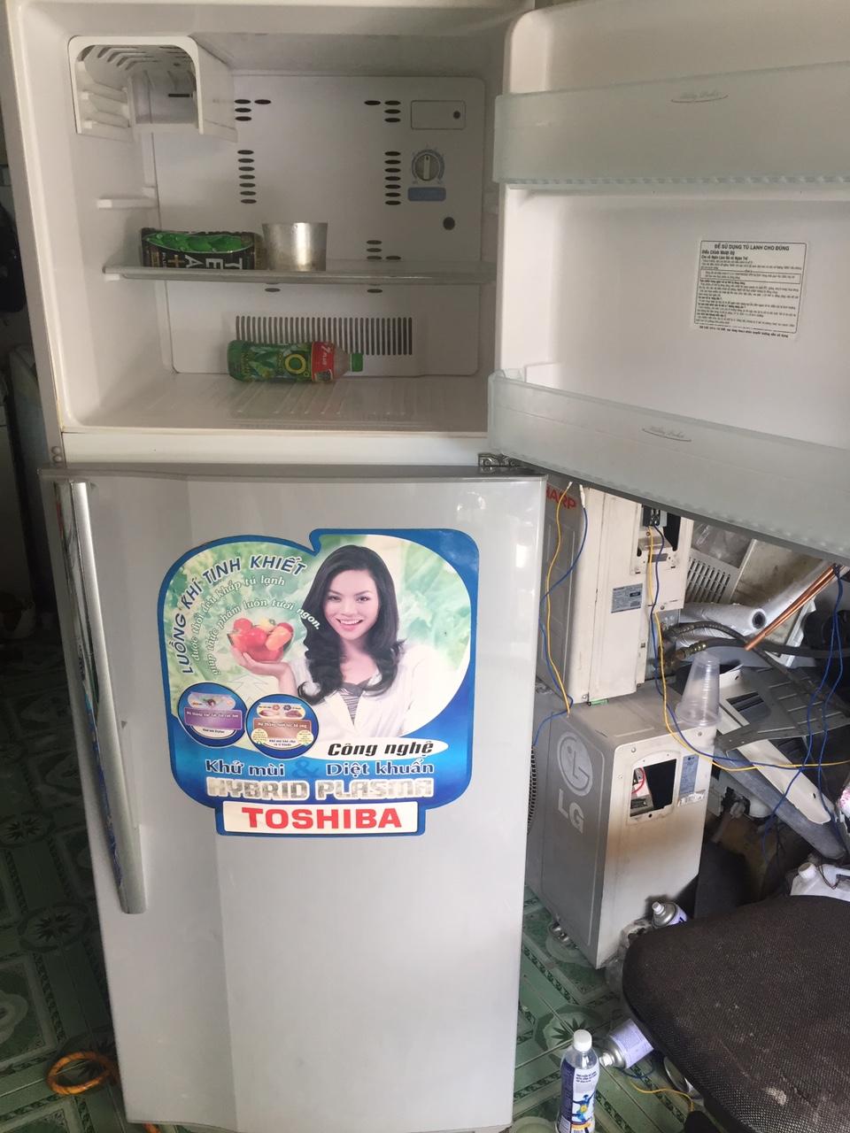 Tủ Lạnh Cũ TOSHIBA 310L 96%-2