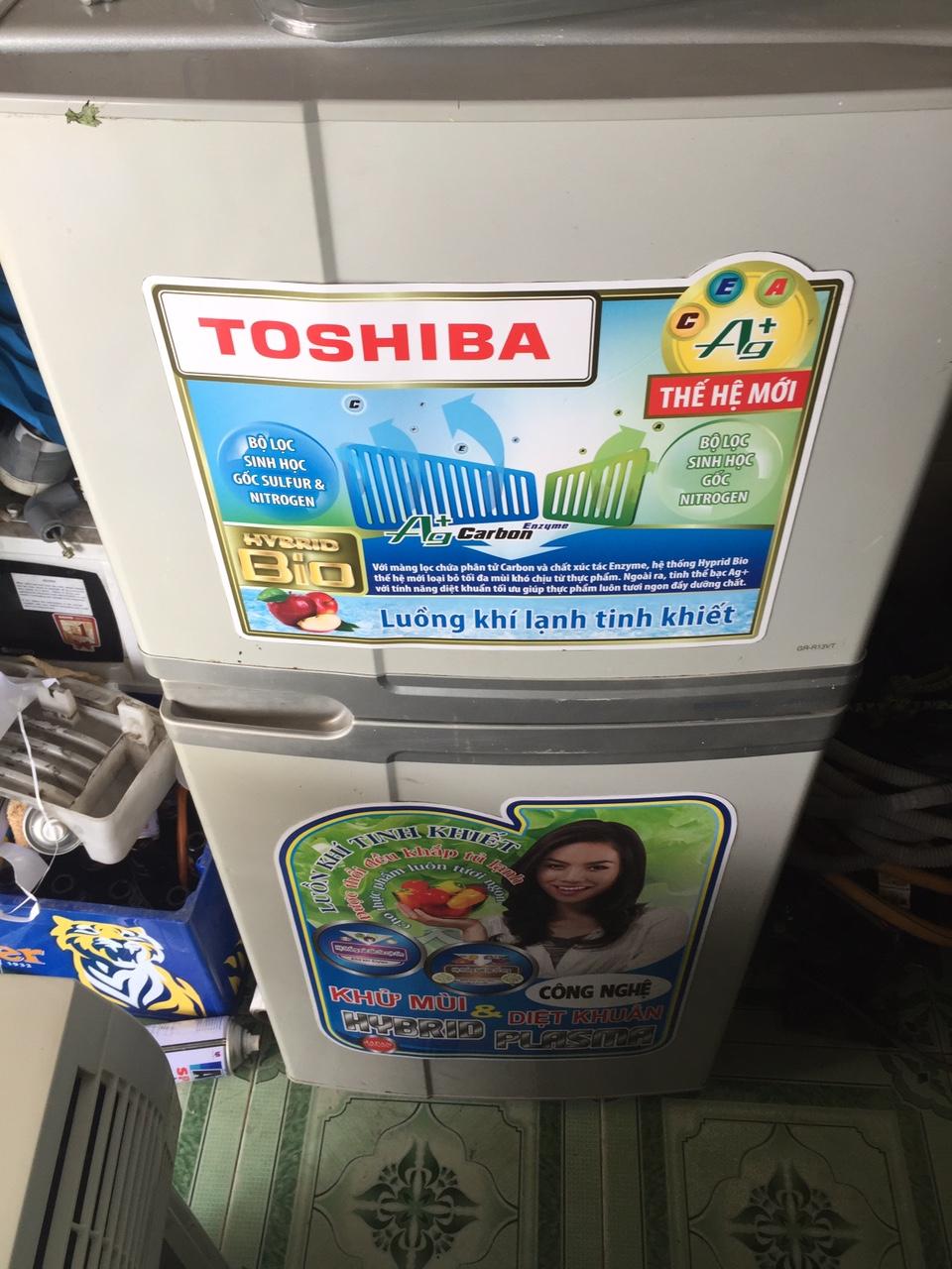 Tủ Lạnh Cũ Toshiba 120L 95%-1