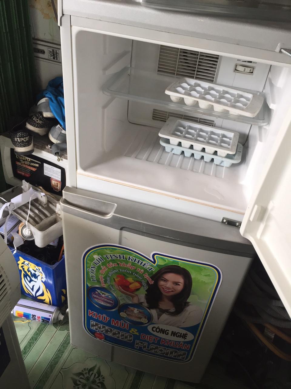 Tủ Lạnh Cũ Toshiba 120L 95%-2