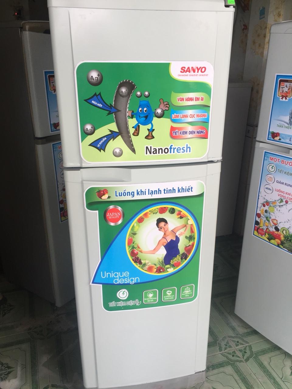 Tủ Lạnh Sanyo 150L 95%-1